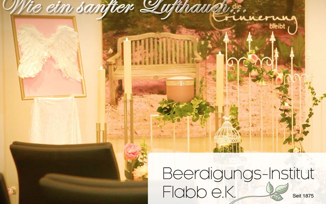 Beerdigungs-Institut Flabb e.K. Haan Abschiedsfeiern